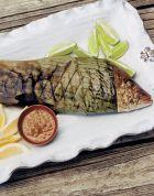 BBQ trout