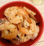spicy shrimp appetizer