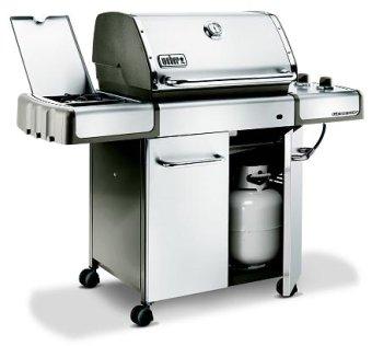 Weber Genesis S 310 >> Weber Genesis Gas Grill Barbecue