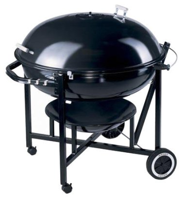 Weber barbecue