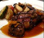 Grilled Steak Pieces