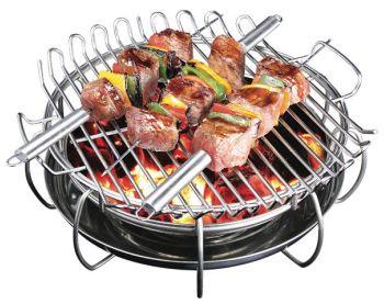 grilled kebabs