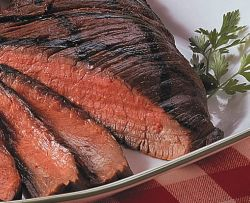 grilling flank steak