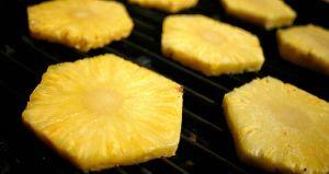 bbq pineapple